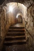 Les sous-terrains du château