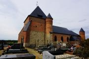 L'église fortifiée de la Thièrarche