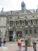 L'hôtel de Ville de Noyon, cité de Calvin