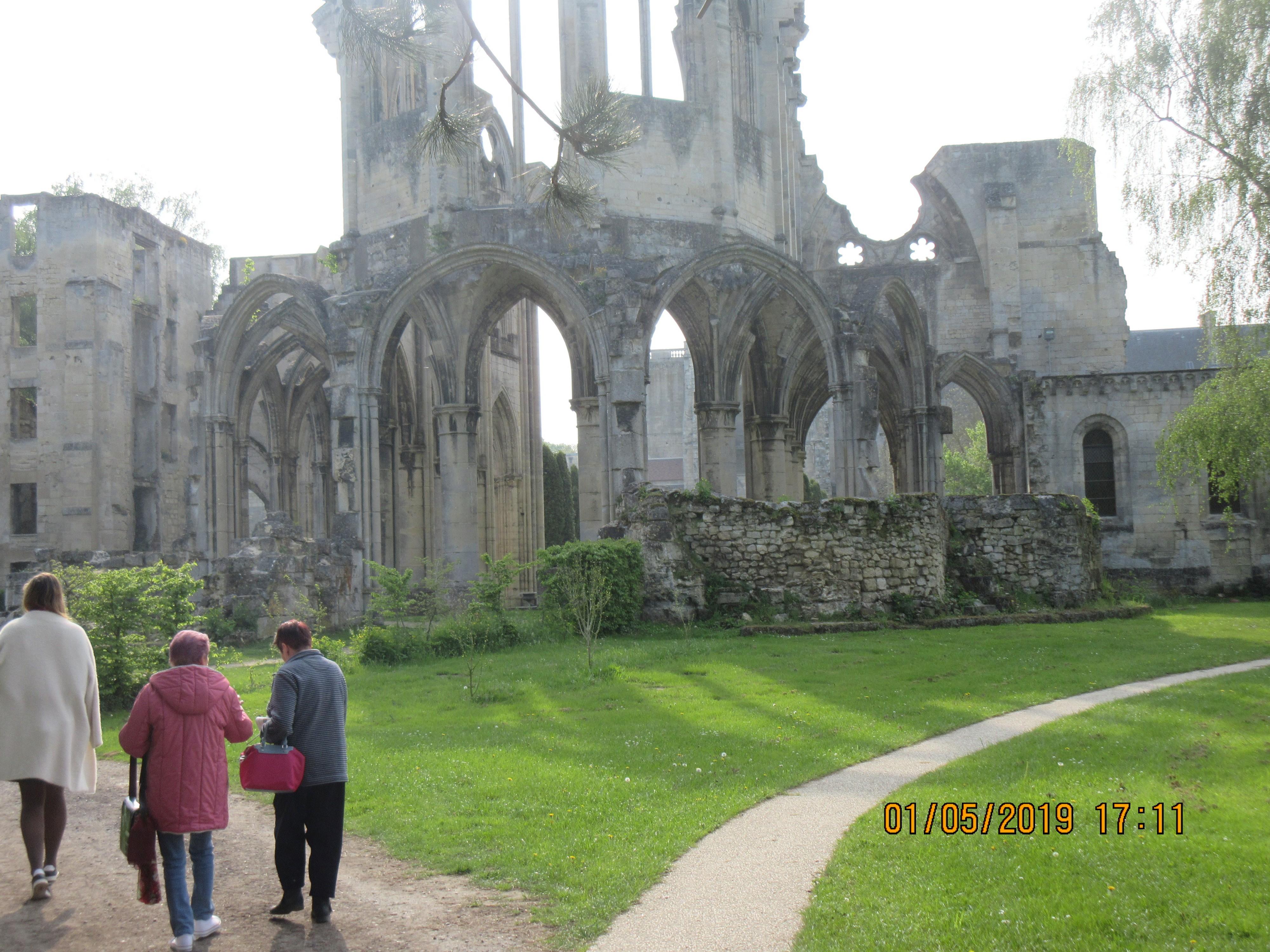 L'abbaye du Chirri-Ourscamp