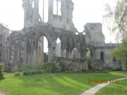 L'abbaye de Chirry-Ourscamp