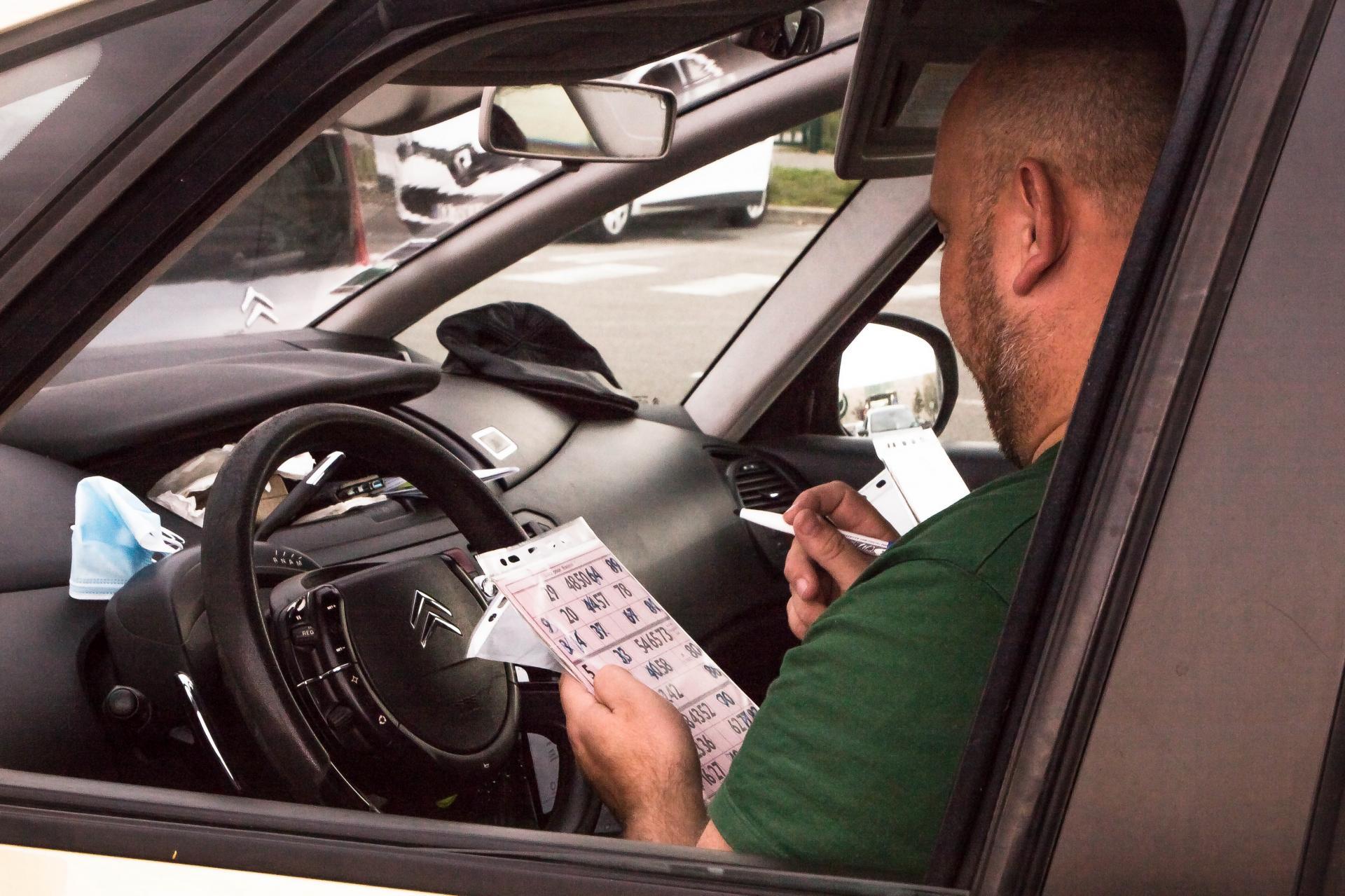 le LOTO DRIVE pour Ewenn
